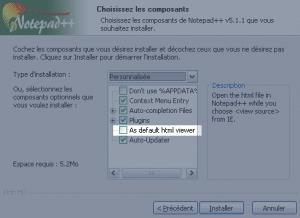 Notepad++ peut devenir votre visionneur de code source en un clic